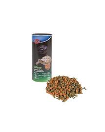 TRIXIE Granulované plávajúce krmivo pre vodné korytnačky 150 g / 250 ml