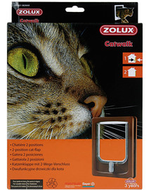 ZOLUX Dvierka pre mačky  do drevených dverí