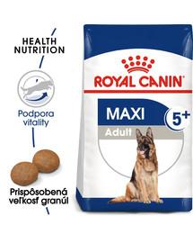 ROYAL CANIN Maxi Adult 5+ granul 15kg pre dospelé starnúce veľké psy