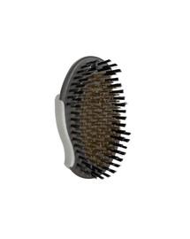 TRIXIE Oválna kefa s mosadznými drôtikmi 7 × 12 cm
