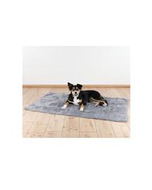 TRIXIE Termodeka pre psa 100 x 75 cm sivá