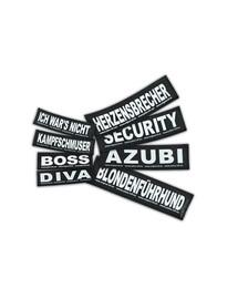 TRIXIE Julius-K9 velcro sticker bodyguard s