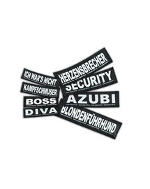 TRIXIE Julius-K9 velcro sticker bodyguard s