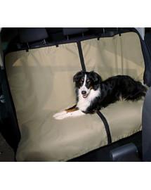 TRIXIE Autopoťah na zadné sedadlá 1.40 x 1.20 m béžový