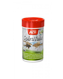 AQUAEL Acti spirutabs 250 ml multi