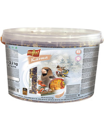 VITAPOL Pokrm pre vtáky zimujúce 2.2 kg