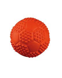 TRIXIE Lopta z tvrdej gumy, pískacia 5.5 cm