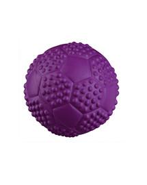TRIXIE Lopta z tvrdej gumy, pískacia 7 cm