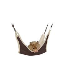TRIXIE Ležadlo pre škrečka a myši 18 x 18 cm