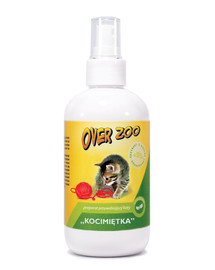 OVER ZOO Kocimiętka 250 ml