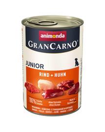 ANIMONDA Grancarno Junior kura/králik konzerva 400 g
