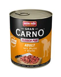 ANIMONDA Grancarno morka/kačica konzerva 400 g