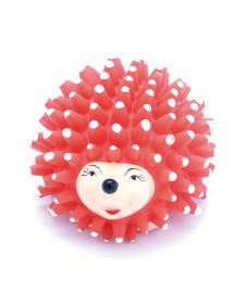 COMFY Zábavná hračka ed ježko červený 11 cm