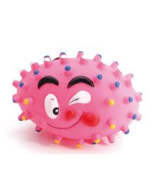 COMFY Zábavná hračka Arkady smajlík ružový 9.5x14