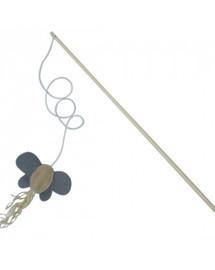 COMFY Hračka udička s motýľom 40cm