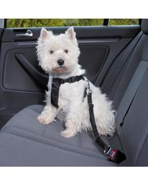 TRIXIE Bezpečnostný pás do auta pre psa S
