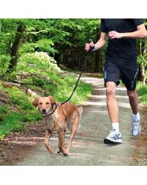 TRIXIE Vodítko na behanie so psom 0.90-1.30 m