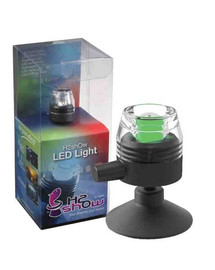 LED Bodová světla Hydor H2Show Light Green 2 W