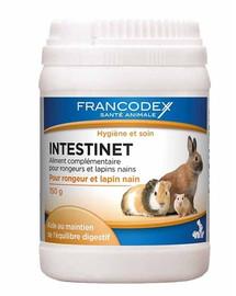 FRANCODEX Intestinet pre čisté črevá hlodavcov 150 g