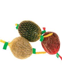 ZOLUX Vlasy do hniezda v sieťke