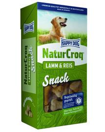HAPPY DOG Natur Snack jahňacie + ryža 350 g