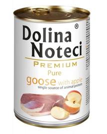 DOLINA NOTECI Premium Pure hus a jablko 400 g