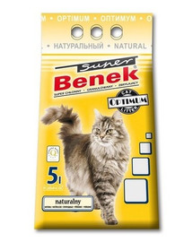 Benek Super Optimum naturálny 5l