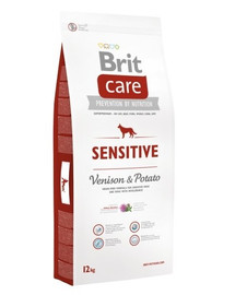 BRIT Care Dog Grain Free Sensitive Venison & Potato 1kg
