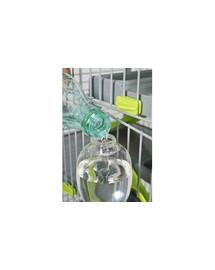 ZOLUX Napájačka pre hlodavce s plnením zhora 500 ml zelená