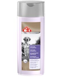 8in1 Šampón proteín 250 ml