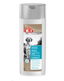 8in1 Šampón sensitive 250 ml