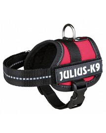 TRIXIE Postroj JULIUS-K9® Power L - XL 71-96 cm červený