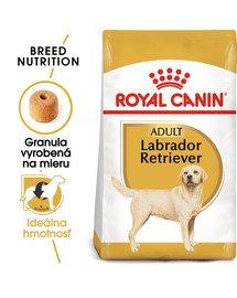 ROYAL CANIN Labrador Adult 12 kg granule pre dospelého labradora