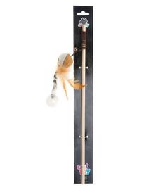 COMFY Hračka Gaia Loptička na prúte so zvončekom 40 cm
