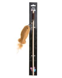 COMFY Hračka Gaia Ryba  na prúte so zvončekom 40 cm