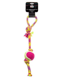 COMFY Hračka Shanty Deluxe s loptičkou 35cm