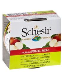 SCHESIR Fruit Kuracie s jablkom 150G