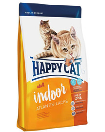 HAPPY CAT Fit & Well Indoor Adult Losos 300 g