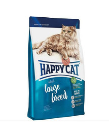 HAPPY CAT Fit & Well veľké rasy  1,4 kg