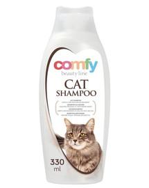 COMFY Šampón pre mačky  330 ml