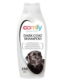 COMFY Šampón pre psov s tmavou srsťou 330 ml