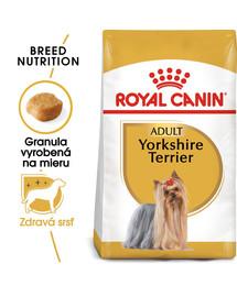 ROYAL CANIN Yorkshire Adult 7.5 kg granule pre dospelého jorkšírskeho teriéra