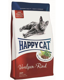 HAPPY CAT Fit & Well Adult hovädzie mäso 300 g