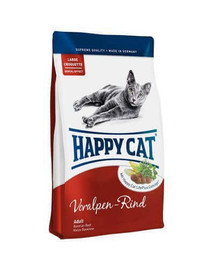 HAPPY CAT Fit & Well Adult hovädzie mäso 10 kg