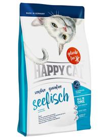 HAPPY CAT Sensitive Grainfree ryba 300 g