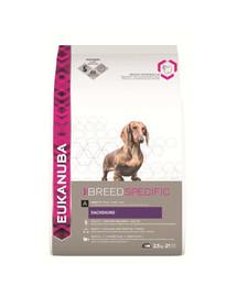 EUKANUBA Adult Breeds Specific Dachshund Chicken 7.5 kg