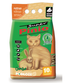 Benek Super Pinio Cytryna 10 l