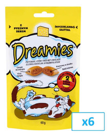 Dreamies so syrom 0.06 kg x6
