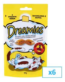 Dreamies so syrom 0.06 kg x6