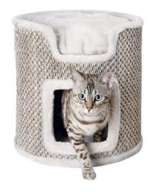 TRIXIE Veža pre mačky  Ria 37 cm svetlo šedá